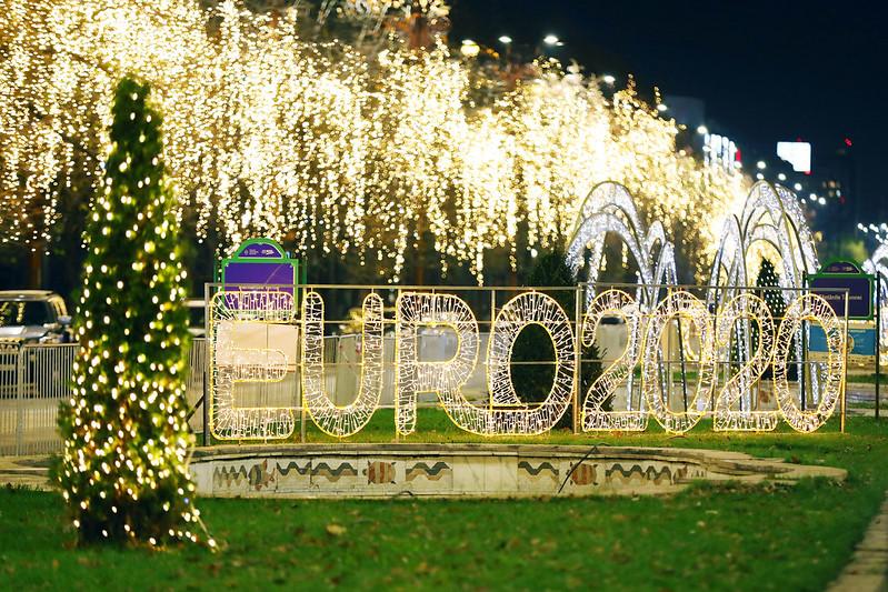 Euro 2020 Decoration